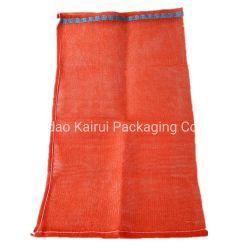 Zwiebelen-Beutel-Filetarbeit für das Verpacken Nettobeutel-des Großverkaufs der Zwiebelen-20kg