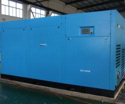 22kw-400kw de industriële Elektro Gedreven Directe Permanente Compressor van de Lucht van het Type van Schroef van de Frequentie VFD van de Magneet Veranderlijke Roterende Enige