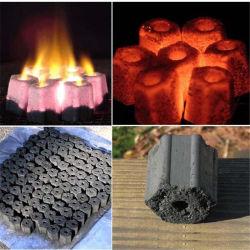 BBQ를 위한 자연적인 전통적인 고품질 대나무 목탄 사용