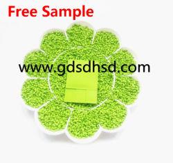 Зеленый Masterbatch для пластмассовых медицинских контейнер/продуктов