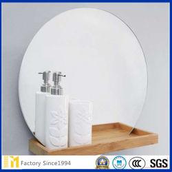 Объем продаж на заводе 4мм-6мм ясно плавающее алюминиевые серебристые защитное стекло наружного зеркала заднего вида в мастерской