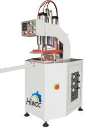البيع المباشر للمصنع ضمان لمدة سنتين لحام برأس واحد ماكينة للنافذة البلاستيكية البلاستيكية/الخاصة بغطاء رأس بلاستيكي PVC/UPVC وماكينة الباب