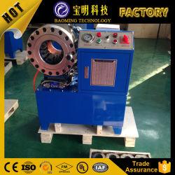 Ce гидравлического трубопровода высокого давления с электронным управлением обжима шлангов механизма