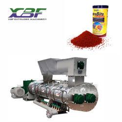 大きい容量犬猫の魚のペットフードの押出機機械生産ライン