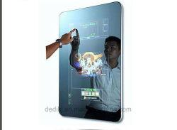 Dedi mur décoratif Mirror Magic Mirror capteur LCD affichage multifonctions