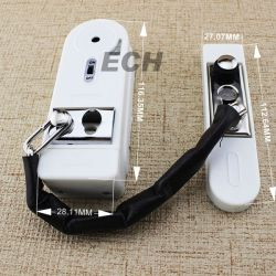 Travel Home Appartement House Sensitivity Windows Chain Inbraak deur Alarm