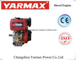 La pression d'éclaboussures unique cylindre moteur diesel refroidi par air faible bruit d'échappement YM186FA YM170f YM178f