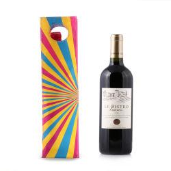 """За круглым столом бутылку вина подарок хлопчатобумажной ткани подушки безопасности (CWB-2013"""")"""