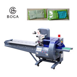 Bg-1000b d'ingénieurs à la disposition de machines de service Service après-vente à l'étranger à condition Gants en latex de grade automatique Machine d'emballage