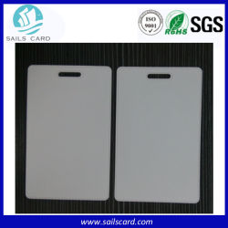 ABS Blank oder White Clamshell NFC ID Card