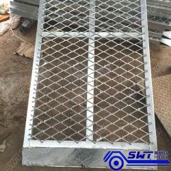 Stahlrampe für Box-Anhänger