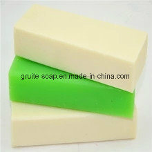 Sapone di barra di lavaggio trasparente della lavanderia con fragranza