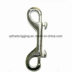 ステンレス鋼高品質の304/316の二重端のスナップ