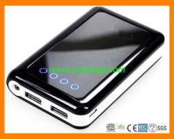 Солнечная энергия банка для iPad со стартера от внешнего источника