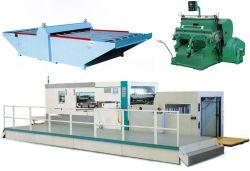 Macchina a base piatta della macchina per tagliare a stampo tagliente per cartone ondulato o cartone