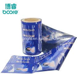 L'humidité la Preuve de qualité alimentaire Pochette de plastification en plastique métallisé Rouleau d'emballage