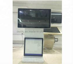 広告プレーヤー43 LEDデジタルの表記を広告するインチの回転超薄いHD縦LCD表示