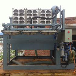 Die Seiten-Schuh-Bahre, die Maschine herstellt, Schuh schiebt Maschine zur Herstellung des Schuh-Baums ein