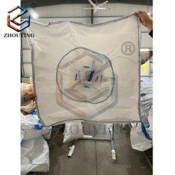 Novo FIBC sacos a granel Pesados tecidos industriais Material 1 Tonelada Ton Sacos Jumbo Saco de armazenamento de Big Bag