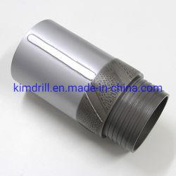 De Ruimer Shell van de Diamant van het Type PCD van Carbide van het Wolfram van de Fabriek van ISO met de Bits van de Kern