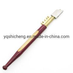 lama di taglio capovolta diamante del mestiere della matita della taglierina di vetro di 17.5cm