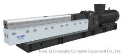 Параллельно Co-Rotating пластиковые Masterbatch наполнения и усугубляет двухшнековый экструдер