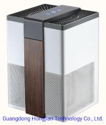 Il purificatore d'aria può coprire un'area ampia