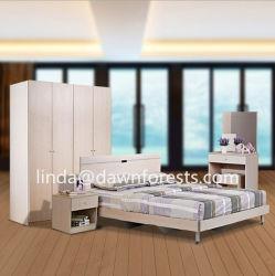 Версия платы спальни наборы мебели (шкаф + кровать+ночь стойки+одеваться в таблице)