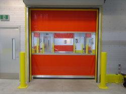 La Chine porte rouleau rapide d'usine jusqu'PVC Porte d'empilage de l'obturateur de la porte d'empilage haute vitesse
