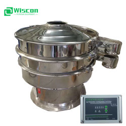 Roestvrij staal om de Ultrasone Zeef van het Netwerk van 200 Micron