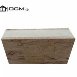 Panneau sandwich EPS haute densité panneau OSB SIP pour la structure du bois