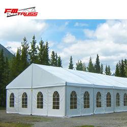 خيمة مظلة كبيرة بإطار من الألومنيوم عالي الجودة لحفلات الزفاف