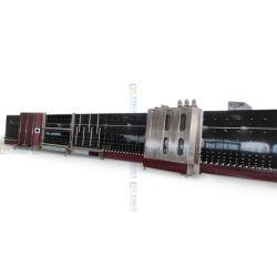 Doble Acristalamiento vertical automática Máquina de Fabricación de vidrio