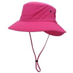Polyester Dry Fit rapide du godet Hat avec chaîne bascule réglable