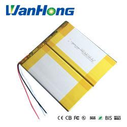 충전식 리튬이온 38110114pl 7.4V 3000mAh 리튬이온 폴리머 배터리 태블릿 PC/MIS/iPad용