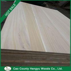 La Chine Le commerce de gros du bois de Balsa Paulownia Conseil
