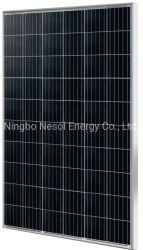 72cells 경험 13 년을%s 가진 중국 공장에서 단청 태양 전지판 158.75X158.75mm 가득 차있는 정연한 단청 태양 전지를 가진 380W 36V 고능률 생산