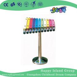 Para la educación musical instrumento de percusión de acero inoxidable para niños (HHK-14201)