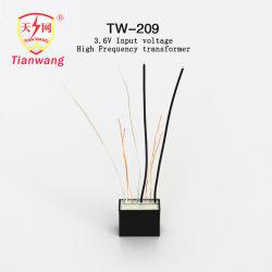 Tension d'entrée 3,6V transformateur à haute fréquence Boost MODULE PUISSANCE ALLUMAGE