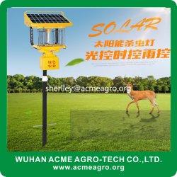 Lâmpada de inseticida Solar popular para casa ou Fazenda