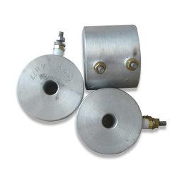 Water-Cooled calentador eléctrico de fundición de aluminio