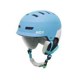 Casco de esquí transpirable populares al aire libre de invierno Deportes de Nieve de patinaje sobre hielo el equipo de protección de la cabeza