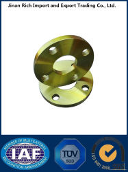 Flange de Aço Inoxidável especiais personalizáveis para a indústria da construção naval