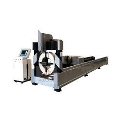 O CNC Plasma Cutter Notcher do tubo para o Tubo de Metal