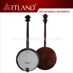 Bocal de mogno 4 Strings (ABJ Banjo-24)