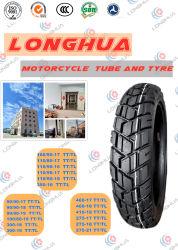 Motorrad-Reifen des Naturkautschuk-6pr Kenia für Mexiko-Markt (3.25-18)