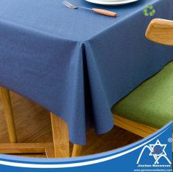 Table non tissé carré imprimé tissu vinyle