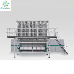 Merletto del jacquard di Textronic della Muti-Barra di Rashel della macchina per maglieria del filo di ordito del telaio per pizzi