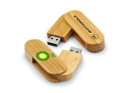 La unidad Flash USB de madera pequeña Swival Pendrive Pen Drive tarjeta USB Pen Drive