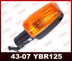 Parti chiare del motociclo di alta qualità di Ybr125 Turnning Winker Cina